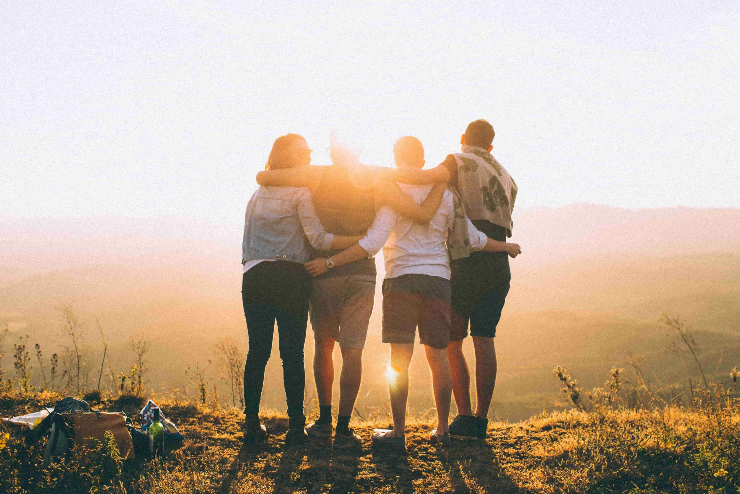 Country Connect - Refer a Friend